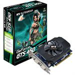 PLACA VIDEO 1GB ECS GEFORCE GTS450 DDR5 128BITS