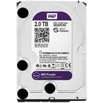 HD 2TB WESTERN DIGITAL PURPLE 5400RPM 64MB