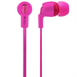 FONE OUVIDO MULTILASER NEON SERIES ROSA PH139