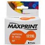 CARTUCHO HP MAXPRINT 122 XL PRETO CH563N