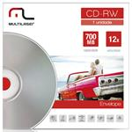 CD-RW MULTILASER ENVELOPE CD037
