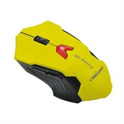 MOUSE USB BRIGHT GAMER AMARELO 0375