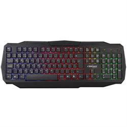 TECLADO USB BRIGHT GAMER LED  0464