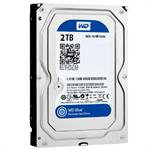 HD 2TB WESTERN DIGITAL BLUE 7200RPM 64MB