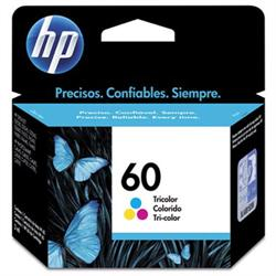 CARTUCHO HP 60 COLOR CC643WB 6,5ML*