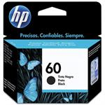 CARTUCHO HP 60 PRETO CC640WB 4,5ML*