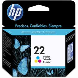 CARTUCHO HP 22 COLOR C9352AB